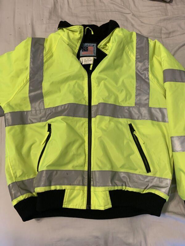 Reflective Jacket Hi-Vis