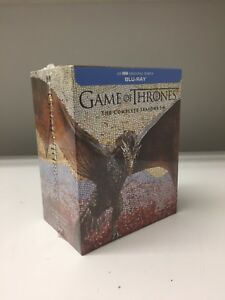 120$ Neuf Trone de Fer Game of Thrones Dvd Blu-ray Seasons 1-6.