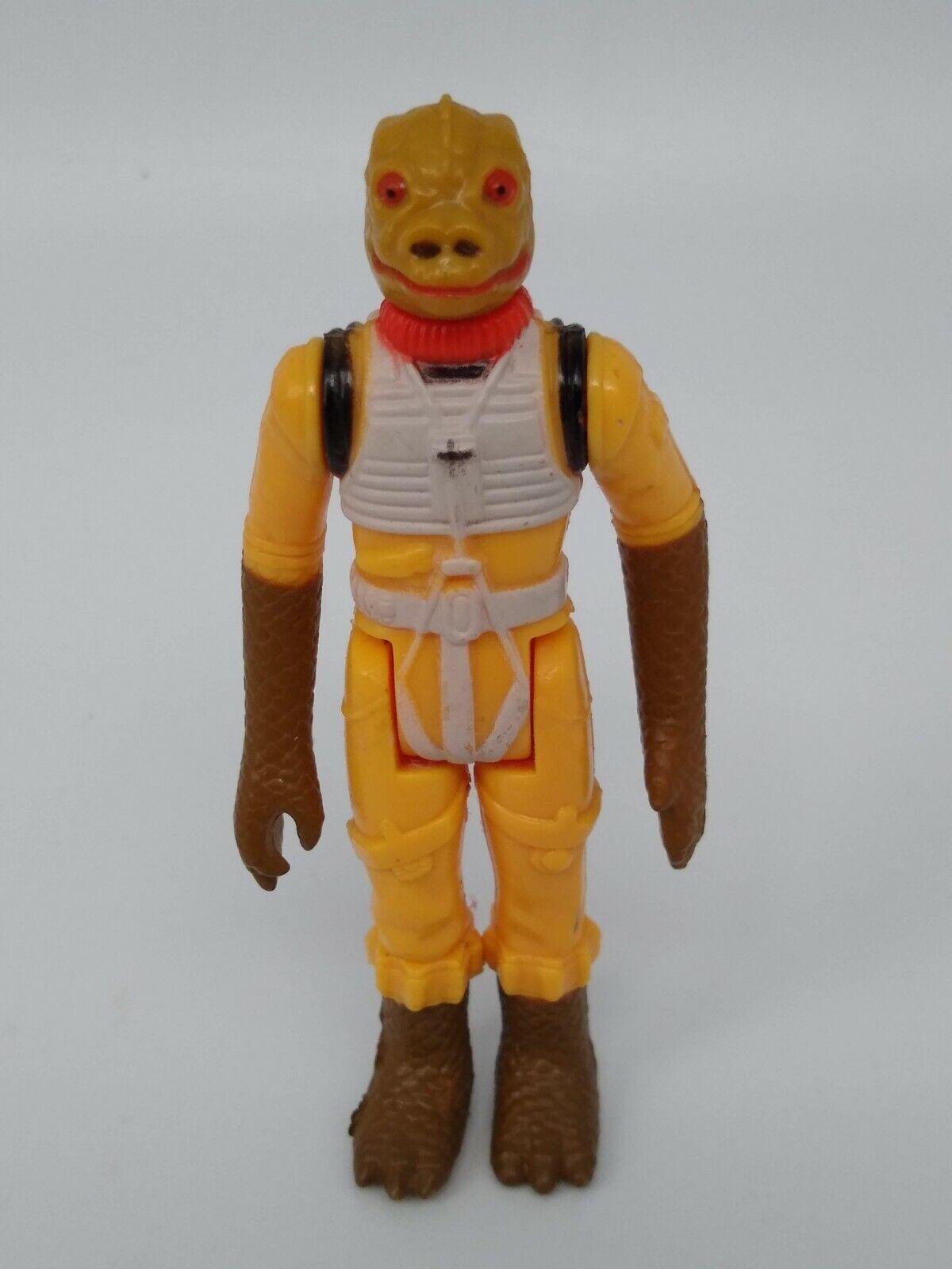 Vintage Star Wars Bounty Hunter Bossk HK COO - Small Eyes Variant