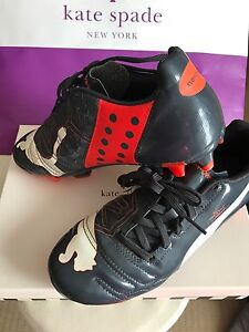 Puma soccer cleat shoes