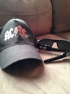 AC/DC cap & sunglasses Pakenham Cardinia Area Preview
