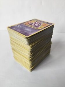 STACK OF POKEMON EVOLUTIONS CARDS (2016)