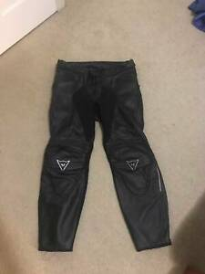 Dainese leather pants size 54