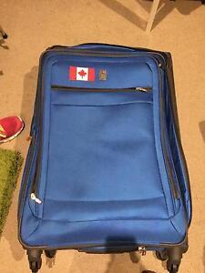 Large Suitcase Southbank Melbourne City Preview