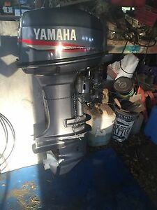 Yamaha 40hp outboard Gympie Gympie Area Preview