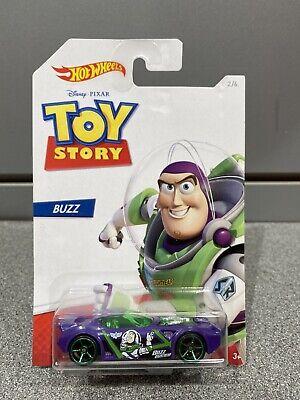 HOT WHEELS DIECAST - Toy Story - Buzz - Nerve Hammer - 2/6
