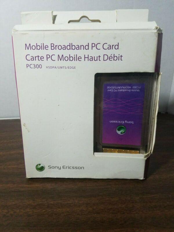 Sony Ericsson Mobile Broadband PC300