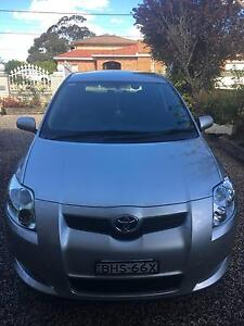 2008 Toyota Corolla Hatchback Very Low KLM's Merrylands Parramatta Area Preview