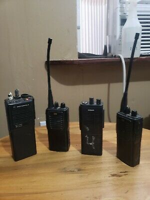 Motorola Mts20001 - 1 Maxon - 2 Uaw Radios For Parts