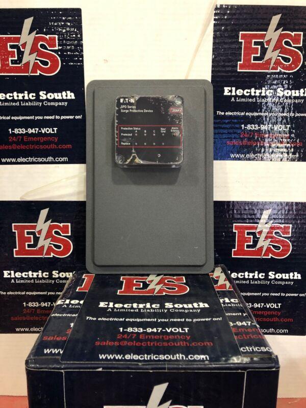 Eaton Surge Protective Device Display SPD Series 250KA