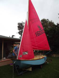 Mirror Dinghy Woodvale Joondalup Area Preview