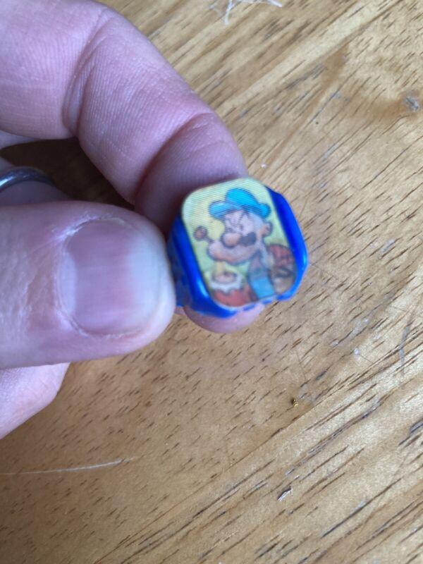 Popeye 1960's Flicker Ring
