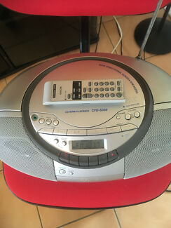Working CD FM radio