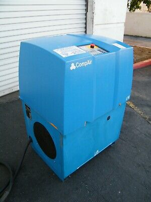 Compair L18 25 Hp Rotary Screw Air Compressor Gardner Denver Champion Kaeser