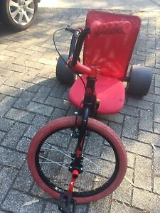 Southern Star Drift trike Blackwood Mitcham Area Preview