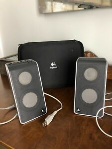 Speakers Logitech USB 25$