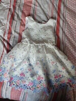 Isaac MIZRAHI New York Girls Lace Dress Age 4-5 Years
