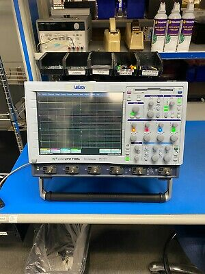 Teledyne Lecroy Wavepro 7200a 2ghz 10gss 4ch Oscilloscope