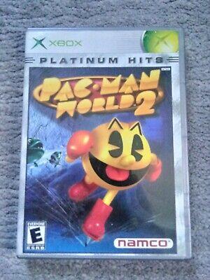 Pac-Man World 2 ((Xbox, 2002) Platinum Hits