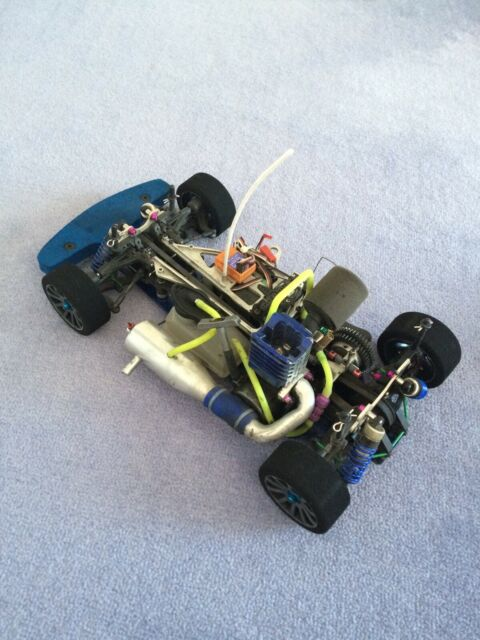Thunder tiger ts4 with os 15 engine | Miscellaneous Goods | Gumtree