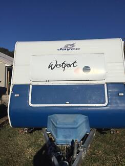 1999 Jayco Westport Caravan