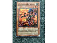 x3 Amazoness Blowpiper Common DR1-EN117 Unlimited Edition