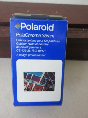 POLAROID POLACHROME 35MM 36 EXP  SEALED PACK CS-135-36 ISO 40 vtg FILM EXP 2004