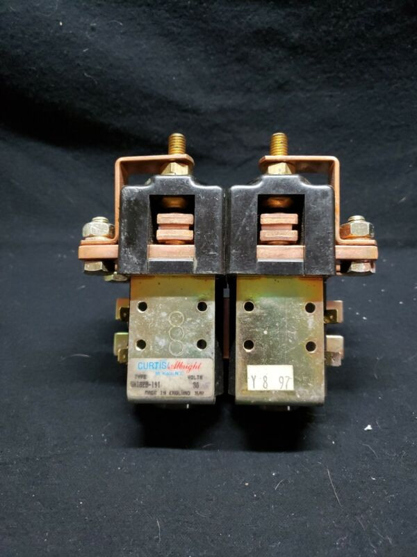 Curtis Albright Contactor SW182B-191 Crown #106842