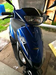 Scooter 50cc MCI Riviera
