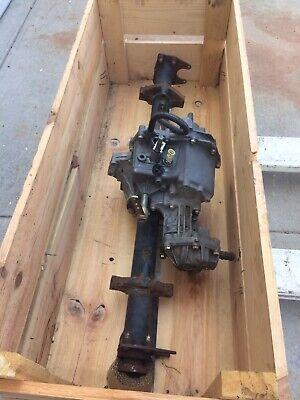 2014 John Deere Gator 4x4 Transaxle Used