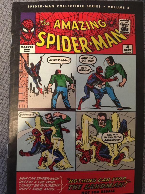 The Amazing Spiderman 1963 Collectible Series Volume 8