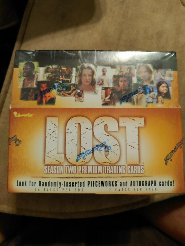 Season Four Sealed Trading Card Hobby Box 2003 Farscape Season 4