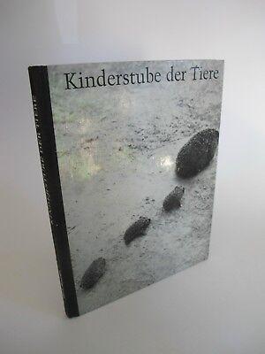 1967 Kinderstube der Tiere von Hans Reich terra magica K3105 ()
