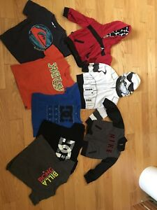 Toddler clothing 2T name brands