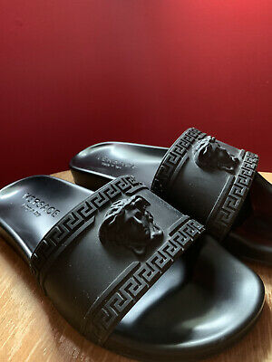 versace slides men Women