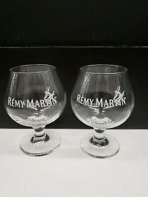NEW Set of 6 Remy Martin Cognac Brandy Snifter Glass, XO VSOP 1738 -