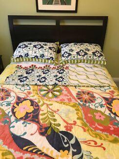 Wooden Queen Bed