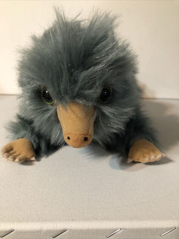 the crimes of grindelwald plush baby grey niffler 9 inch