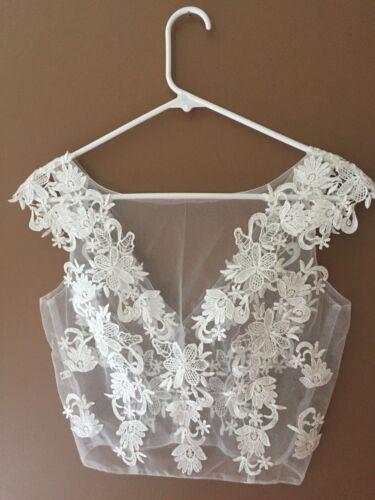 Lace Wedding Jacket