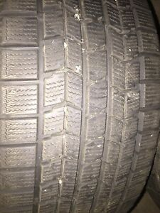Dunlop graspic tires for sale (95% tread) Edmonton Edmonton Area image 3