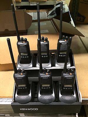 6 Kenwood Tk-2180 Vhf 136-174mhz Widenarrow Radio -public Safety- Minitor V Vi