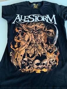 Alestorm ladies T-shirt (large)