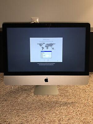 "Apple iMac 21.5"" Desktop - LATE 2015 - i5 / 8 GB / 2.8 GHZ / 1 TB HDD"