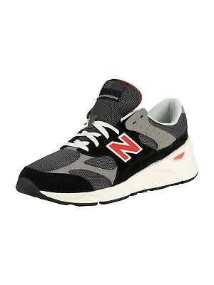 New Balance Men's X 90 Reconstructed Trainers, Black