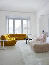 Ligne Roset: Togo Fireside chair by Michel Ducaroy RRP: $2950.00 Darling Point Eastern Suburbs Preview