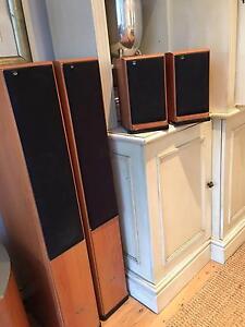 5 speaker Welling system North Turramurra Ku-ring-gai Area Preview