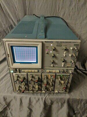 Tektronix 7104 Oscilloscope