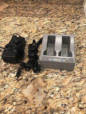 Trimble Dual Slot Battery Charger For Trimble S3 S5 S6 S7 S8 S9 Sx10 Vx R