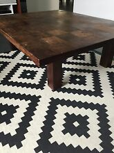 Solid timber coffee table Cornubia Logan Area Preview