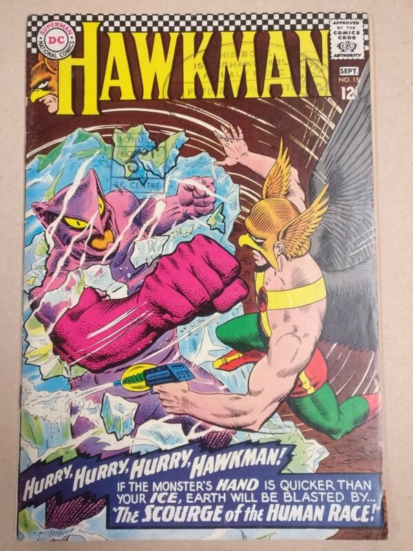 Hawkman 15 (1966)